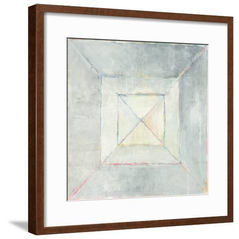 Intersection Crop-Mike Schick-Framed Art Print