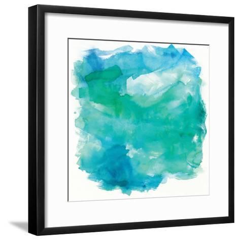 Sea Glass-Mike Schick-Framed Art Print