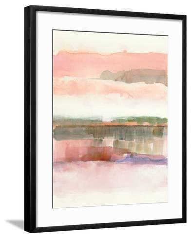Influence  of Line and Color-Mike Schick-Framed Art Print