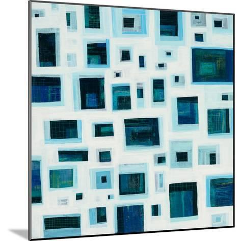 Harbor Windows IV-Melissa Averinos-Mounted Art Print