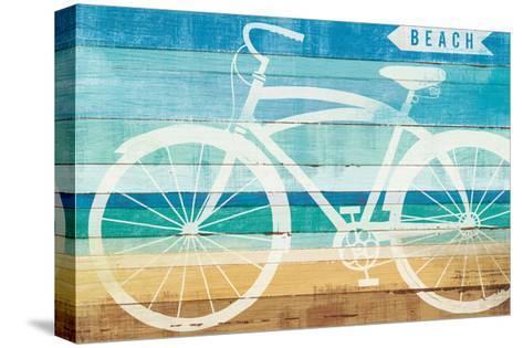 Beachscape Cruiser II-Michael Mullan-Stretched Canvas Print