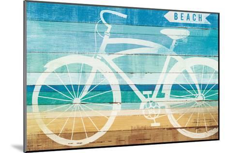 Beachscape Cruiser II-Michael Mullan-Mounted Art Print