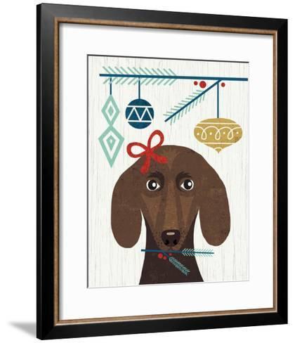 Holiday on Wheels XV-Michael Mullan-Framed Art Print