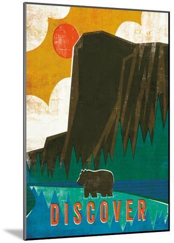Big Sky IV-Michael Mullan-Mounted Art Print