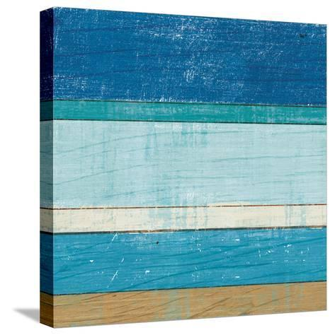Beachscape VI-Michael Mullan-Stretched Canvas Print