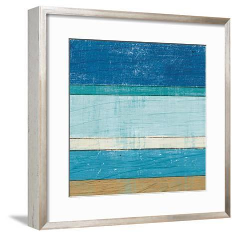 Beachscape VI-Michael Mullan-Framed Art Print