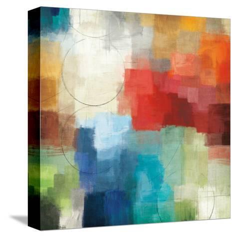 Seasons-Michael Mullan-Stretched Canvas Print