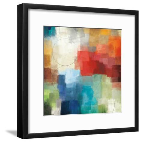 Seasons-Michael Mullan-Framed Art Print
