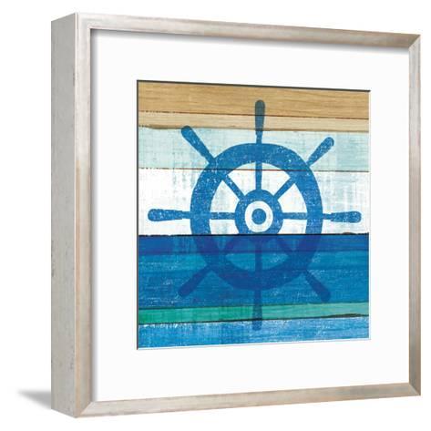 Beachscape VI Helm-Michael Mullan-Framed Art Print