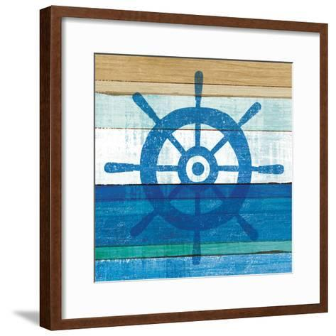 Beachscape VI Helm-Michael Mullan-Framed Art Print