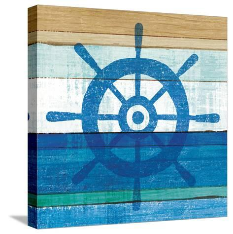 Beachscape VI Helm-Michael Mullan-Stretched Canvas Print