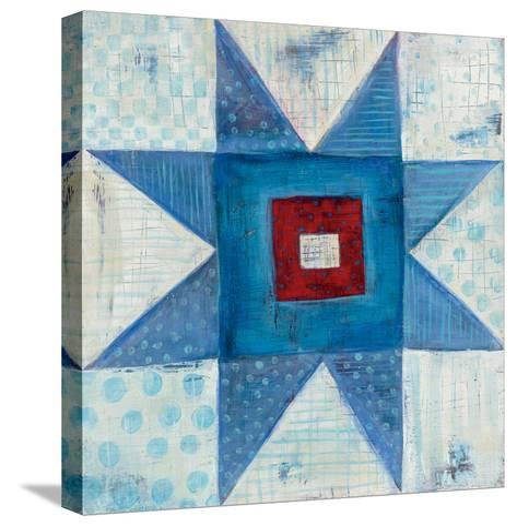 Modern Americana II-Melissa Averinos-Stretched Canvas Print
