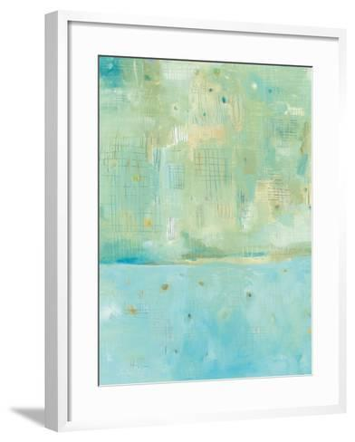 Dreaming of Shore Crop-Melissa Averinos-Framed Art Print