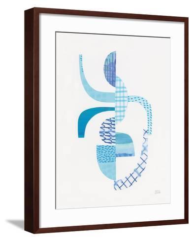 Fragments II-Melissa Averinos-Framed Art Print