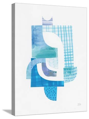 Fragments III-Melissa Averinos-Stretched Canvas Print