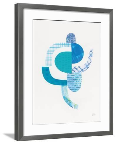 Fragments I-Melissa Averinos-Framed Art Print