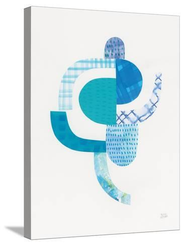 Fragments I-Melissa Averinos-Stretched Canvas Print