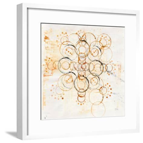 Henna Mandala I-Melissa Averinos-Framed Art Print