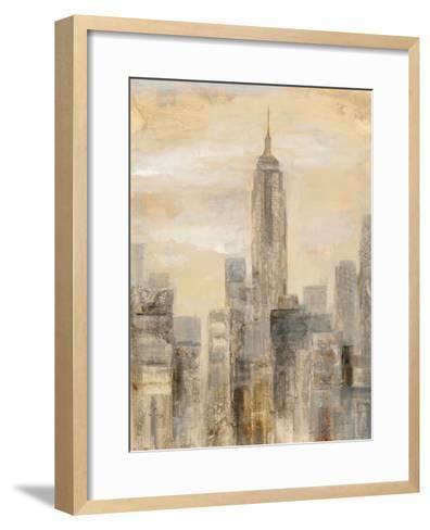 City Blocks II-Silvia Vassileva-Framed Art Print