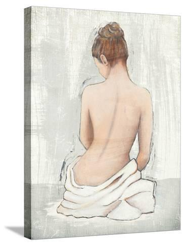 Quiet Time II-Mary Urban-Stretched Canvas Print