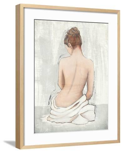 Quiet Time II-Mary Urban-Framed Art Print