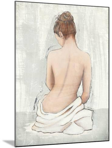 Quiet Time II-Mary Urban-Mounted Art Print