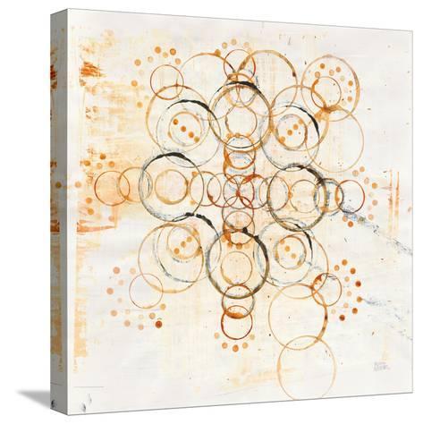 Henna Mandala I-Melissa Averinos-Stretched Canvas Print