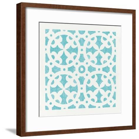 Hacienda Tile V-Moira Hershey-Framed Art Print