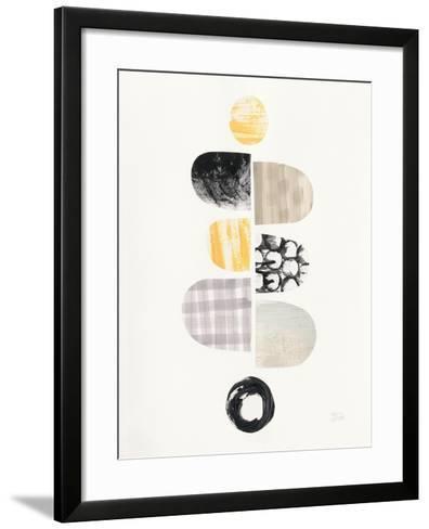 Mod Neutrals I-Melissa Averinos-Framed Art Print