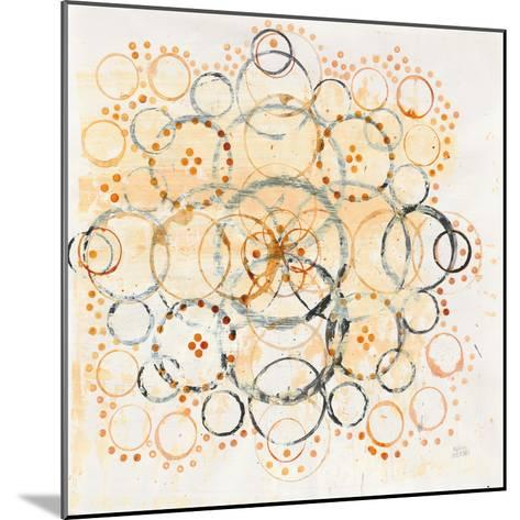 Henna Mandala II-Melissa Averinos-Mounted Art Print