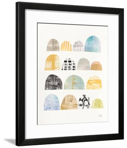 Mod Neutrals IV-Melissa Averinos-Framed Art Print