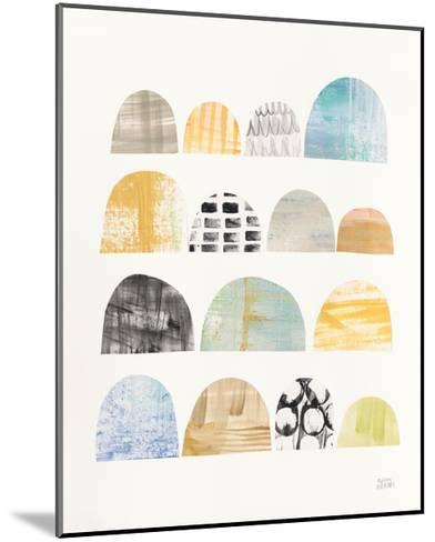 Mod Neutrals IV-Melissa Averinos-Mounted Art Print