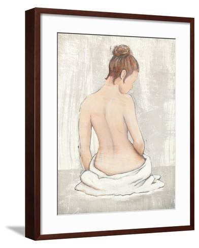 Quiet Time I-Mary Urban-Framed Art Print