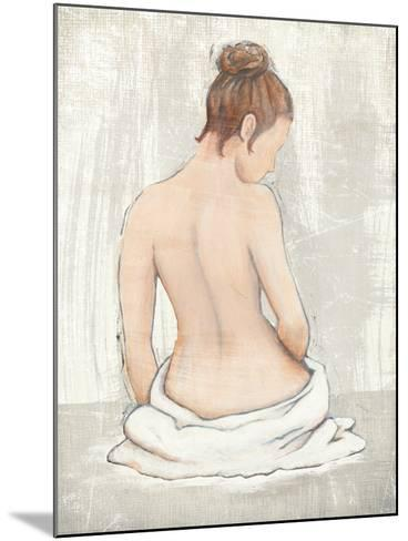 Quiet Time I-Mary Urban-Mounted Art Print