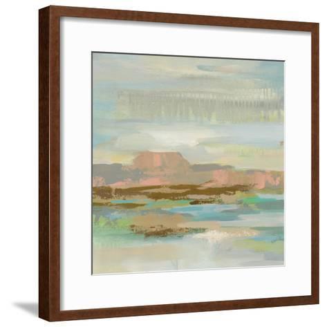 Spring Desert II-Silvia Vassileva-Framed Art Print
