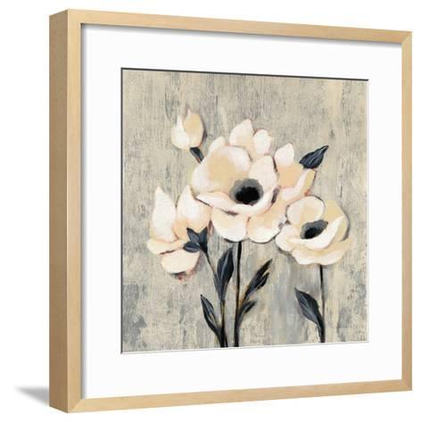 Graphic Floral II-Silvia Vassileva-Framed Art Print