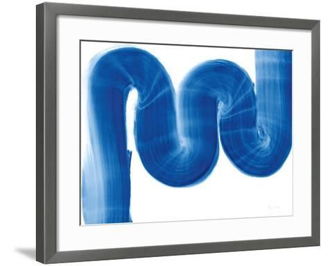 S Curve-Piper Rhue-Framed Art Print