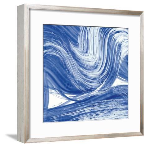 Swirl III-Piper Rhue-Framed Art Print
