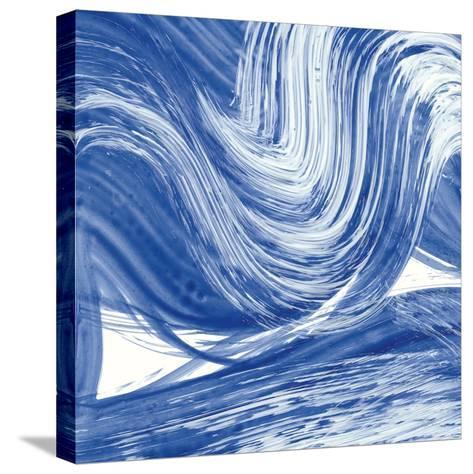 Swirl III-Piper Rhue-Stretched Canvas Print