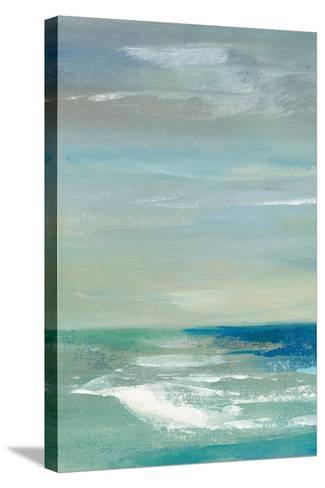 Early Morning Waves I Panel I-Silvia Vassileva-Stretched Canvas Print