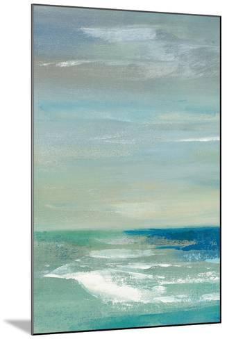 Early Morning Waves I Panel I-Silvia Vassileva-Mounted Art Print