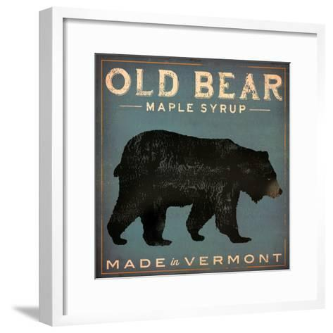 Old Bear-Ryan Fowler-Framed Art Print