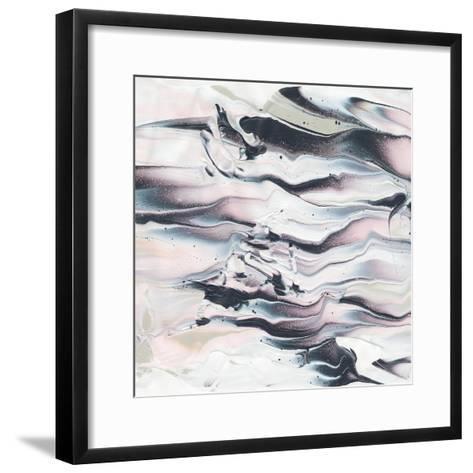 Marbling V Crop-Piper Rhue-Framed Art Print