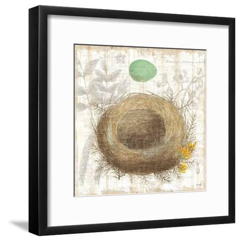 Botanical Nest II-Moira Hershey-Framed Art Print