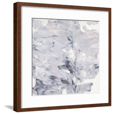 Marbling I-Piper Rhue-Framed Art Print