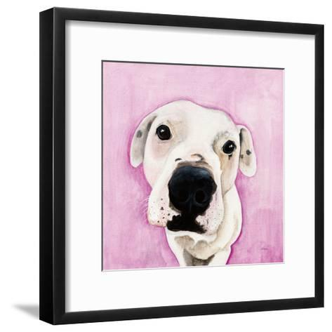 Pink-Patsy Ducklow-Framed Art Print