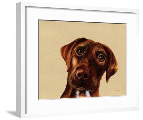 Moose-Patsy Ducklow-Framed Art Print