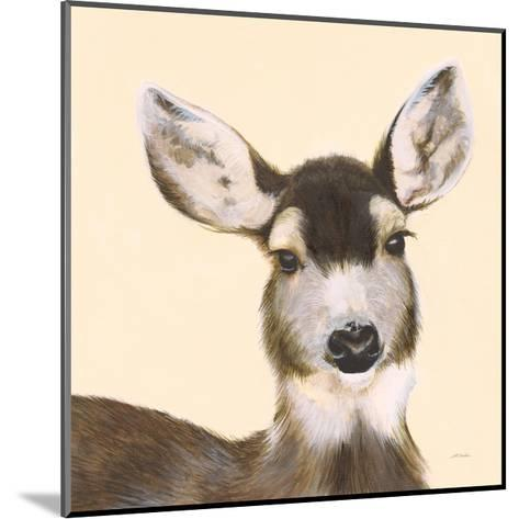 Whitetailed Deer I-Patsy Ducklow-Mounted Art Print