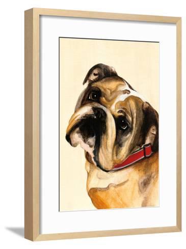 Winston-Patsy Ducklow-Framed Art Print