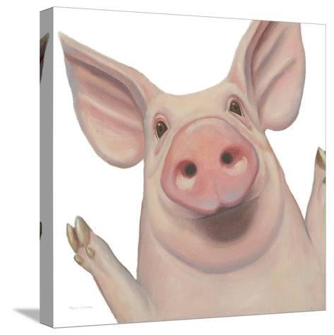 Bacon, Bits and Ham III-Myles Sullivan-Stretched Canvas Print